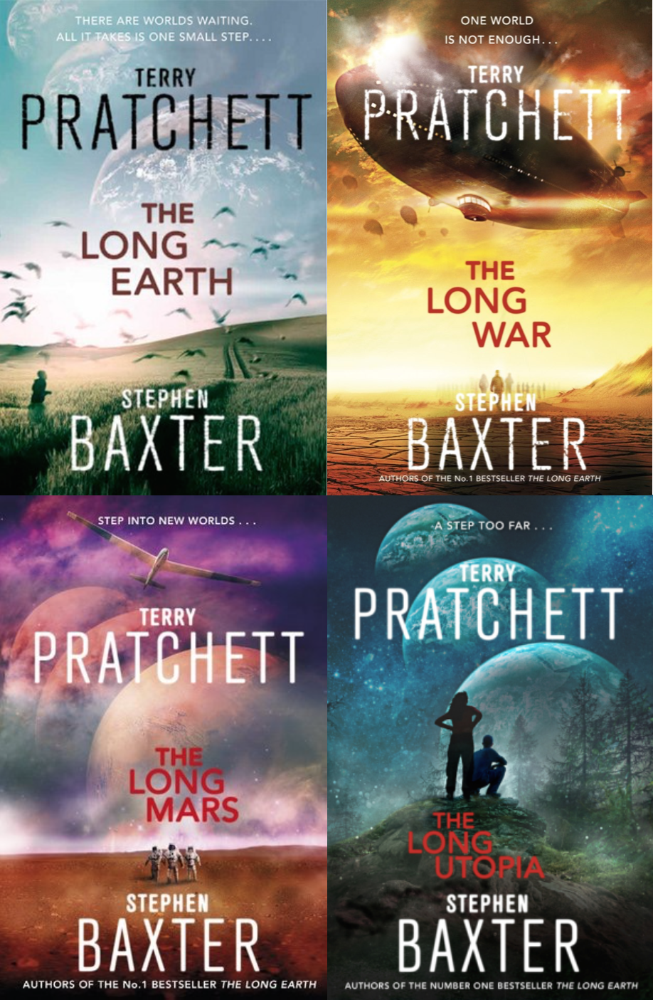 The_Long_Earth_Series